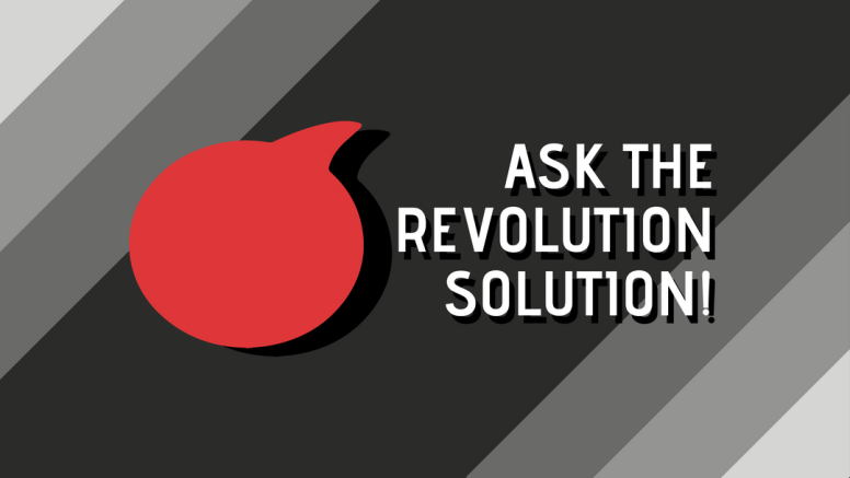 Ask RevolutionSolution